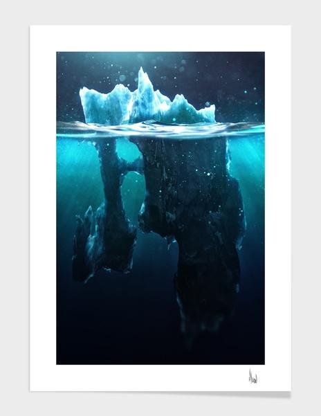 Caustic Icebergs - 04 main illustration