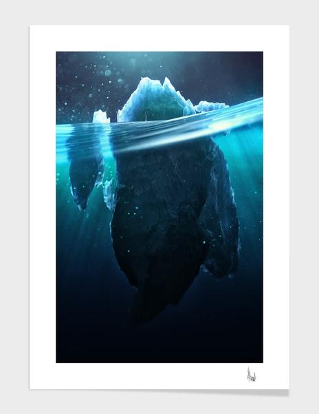 Caustic Icebergs - 03 main illustration