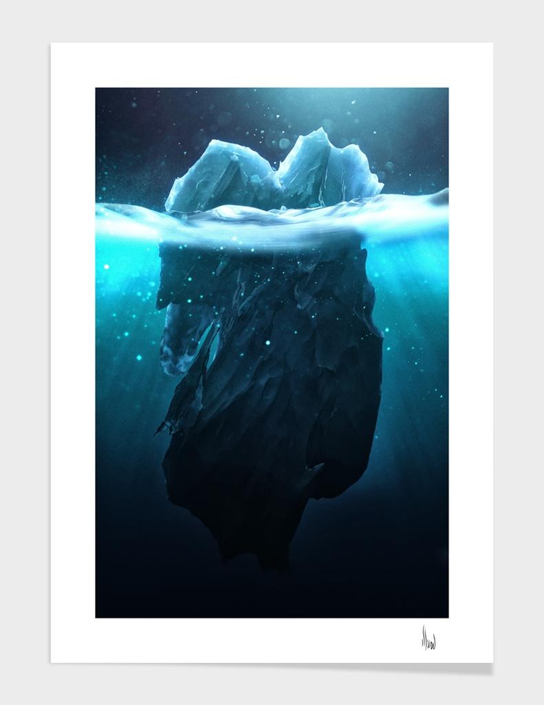 Caustic Icebergs - 05 main illustration