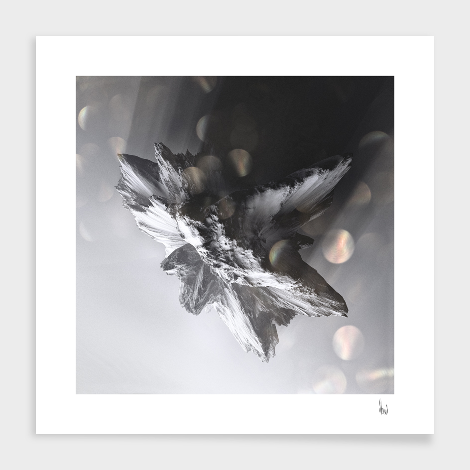 Crystallized Asteroids - 04