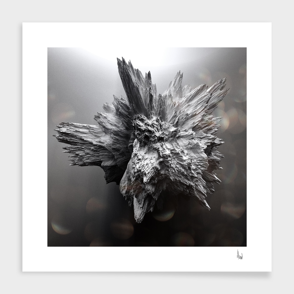 Crystallized Asteroids - 03