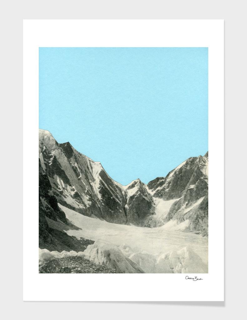 Blue Skies main illustration