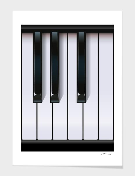 Piano main illustration