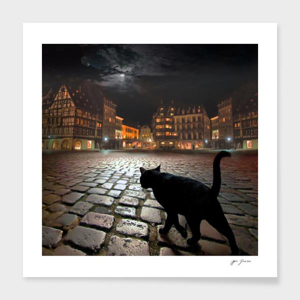 Strasburg's Night main illustration