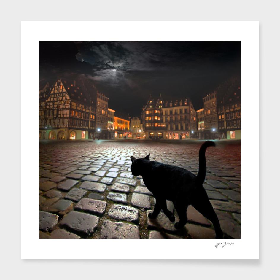 Strasburg's Night