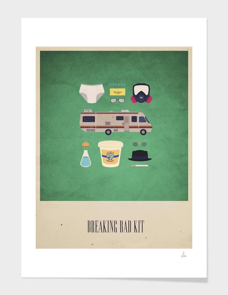 The Breaking Bad Kit main illustration