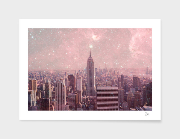Stardust Covering New York main illustration