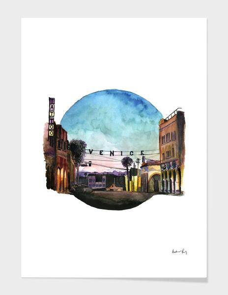 Venice On My Mind main illustration