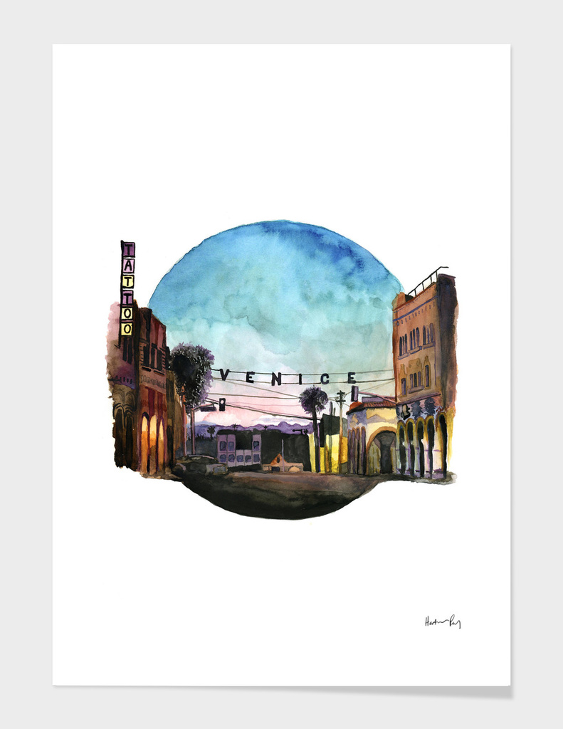 Venice On My Mind