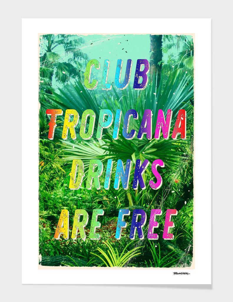 Club Tropicana-#2 main illustration