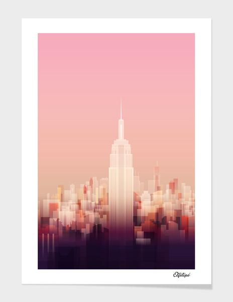 NY-Empire State Building main illustration