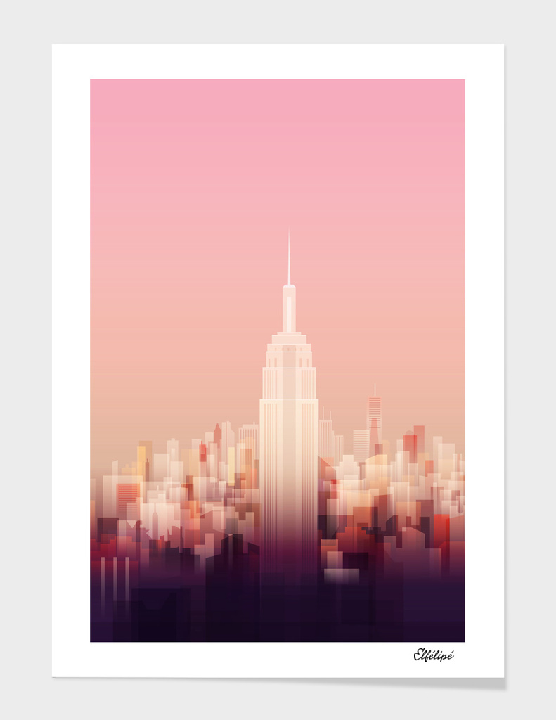 NY-Empire State Building main illustration