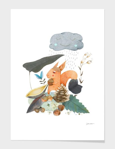 Autumn main illustration
