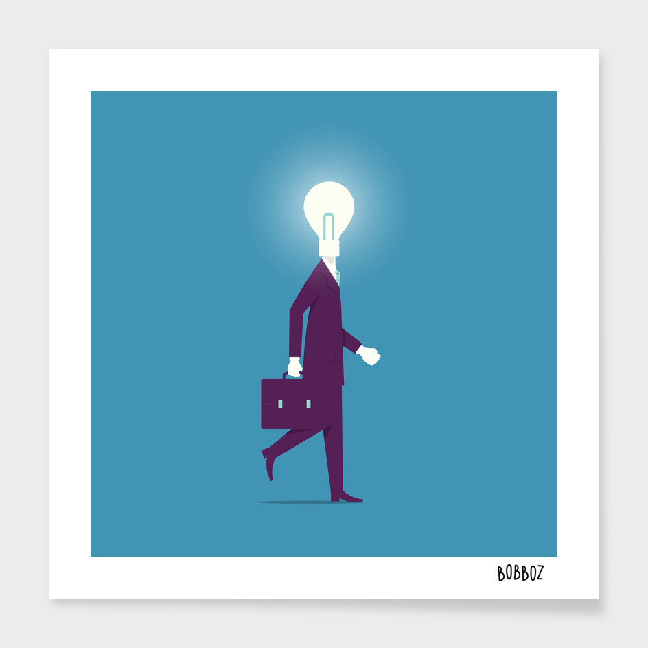 Creative Mind main illustration
