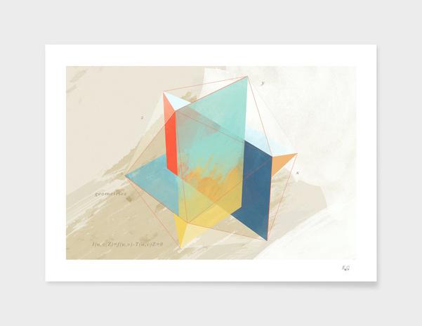 Geometries IV main illustration