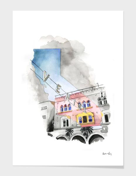 Venice, CA main illustration