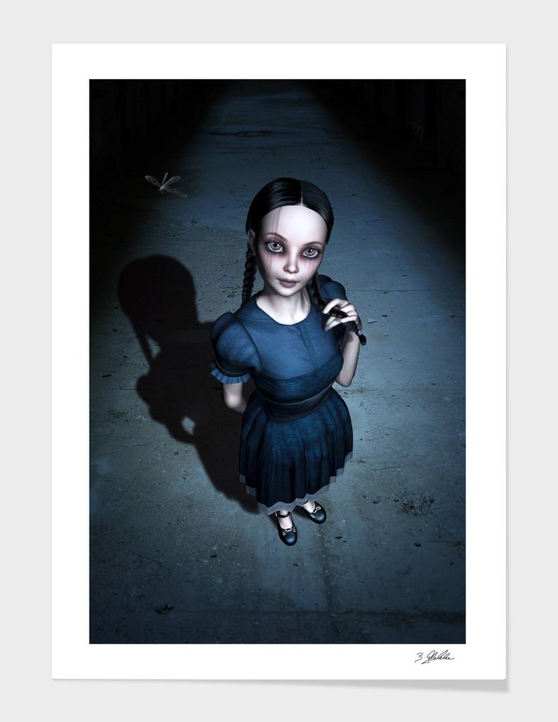 Little Miss Innocent main illustration