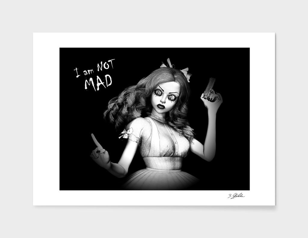 Mad Alice main illustration