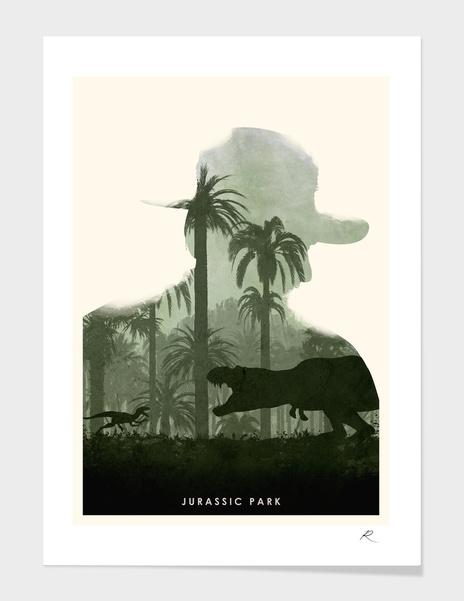 Jurassic Park main illustration