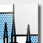 Aluminum Print illustration