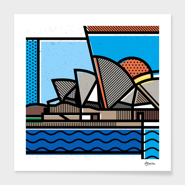 Australia: Sydney Opera House main illustration