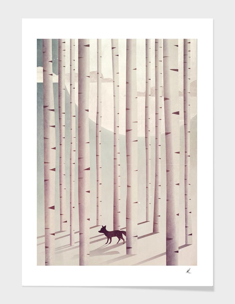 Serene Forest main illustration