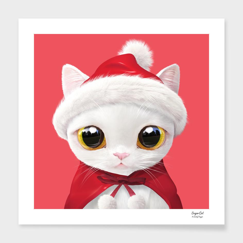 Santa Miu : Christmas Edition main illustration