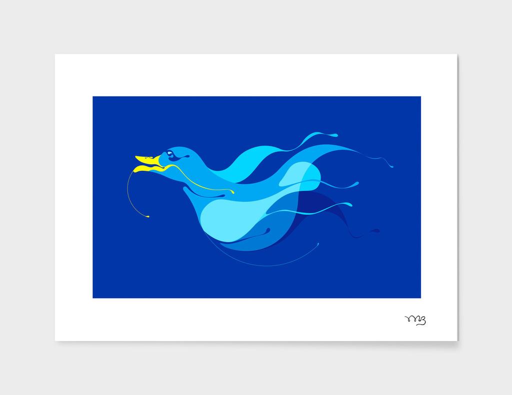 Bird main illustration