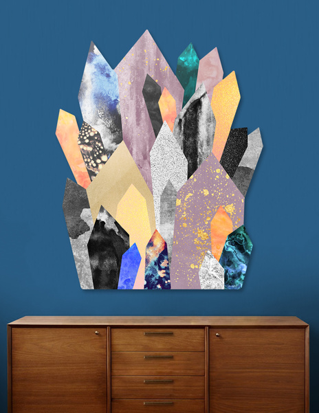 Crystals main illustration