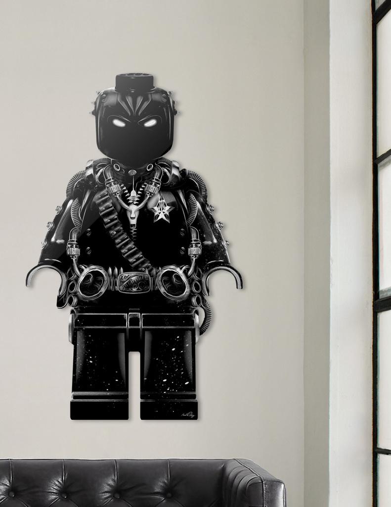 FANTASMAGORIK� LEGO main illustration