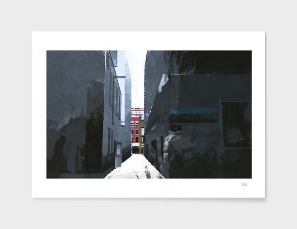 A City to Explore main illustration