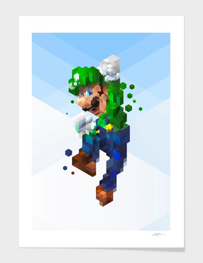 Luigi main illustration