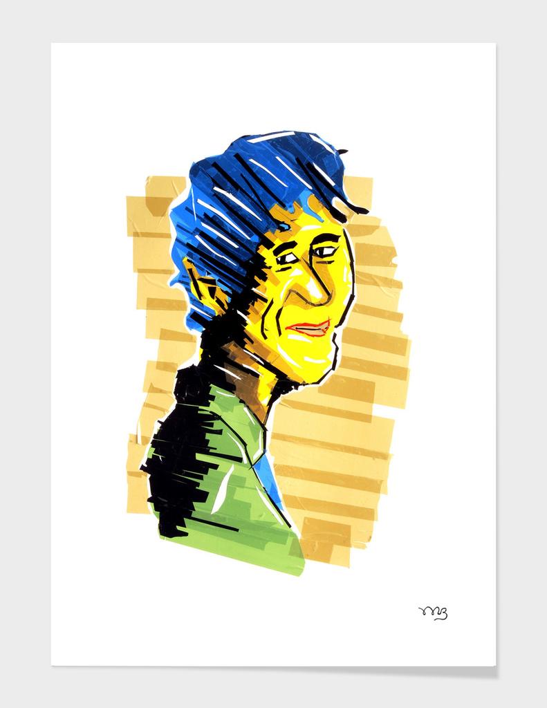 Portrait main illustration