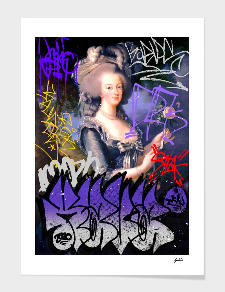 Marie Antoinette main illustration