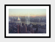 Framed Art Print