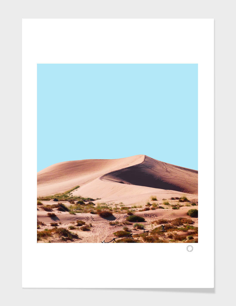 Oasis main illustration