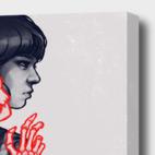 Canvas Print illustration