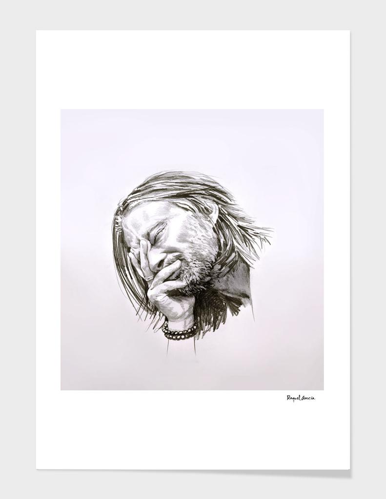 Thom Yorke main illustration