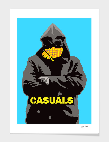 Casuals-1 main illustration