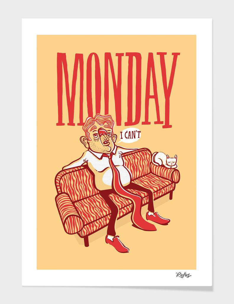 Monday main illustration
