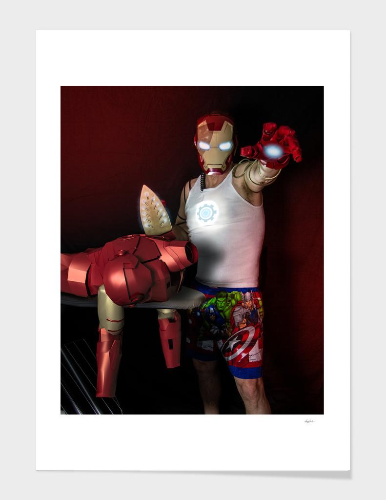 Iron Man main illustration