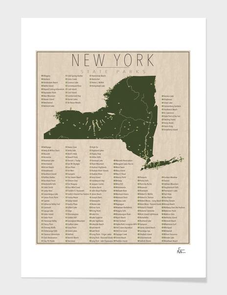 New York Parks main illustration