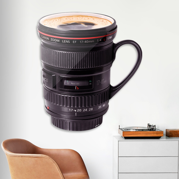 LENS CUP main illustration