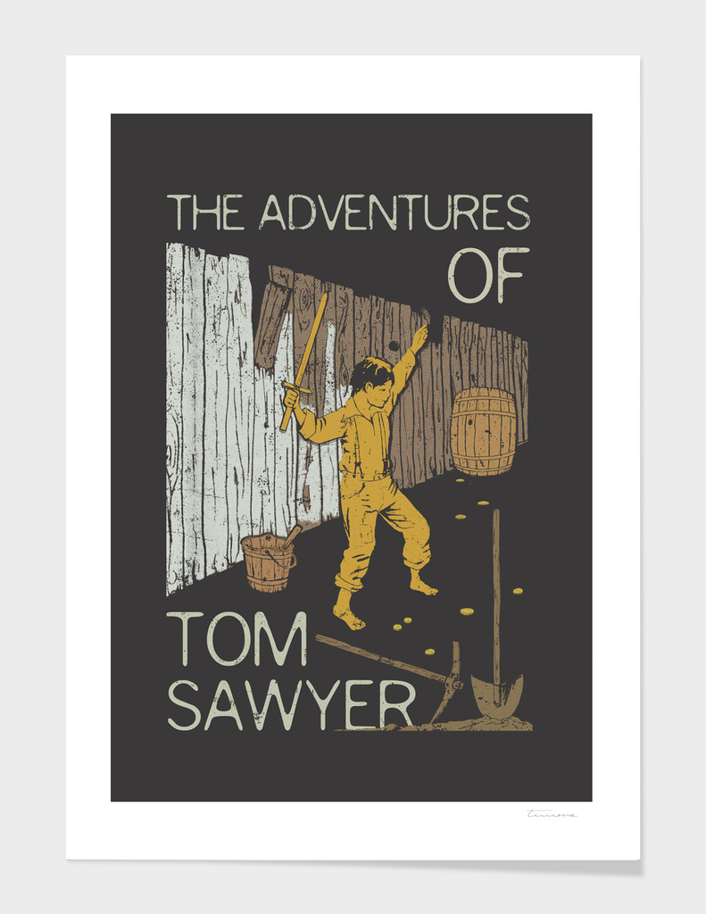 Books Collection: Tom Sawyer