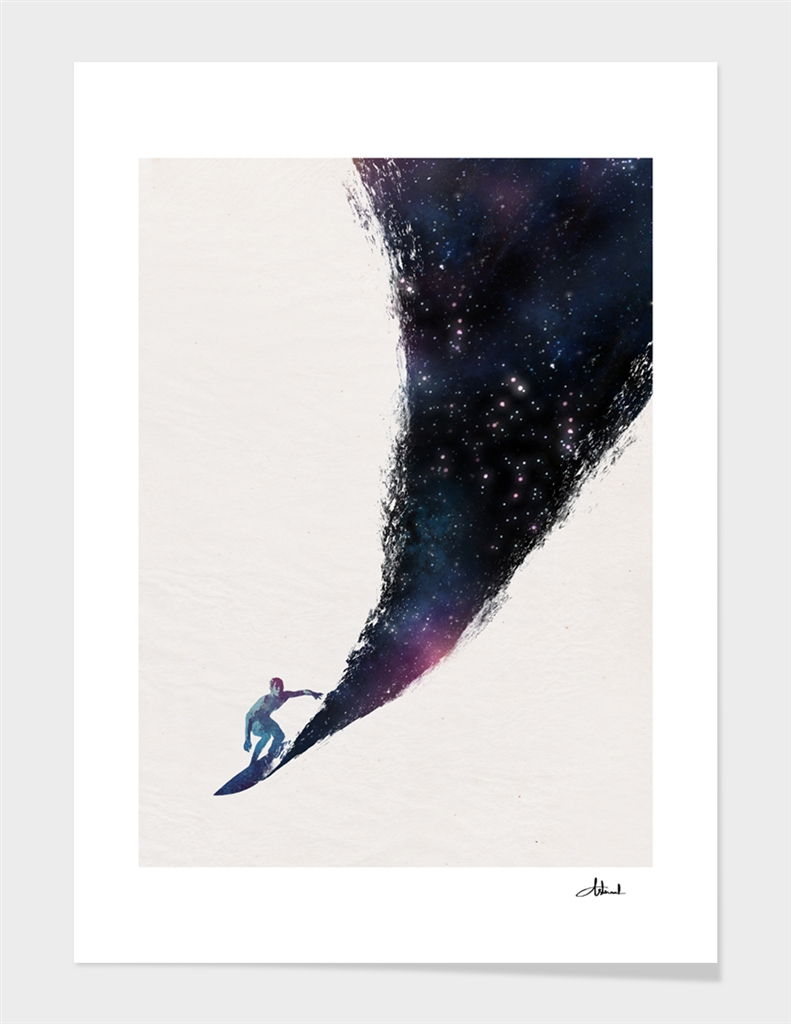 Surfin' in the Universe