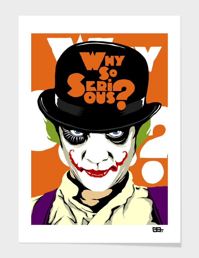A Clockwork Joker main illustration