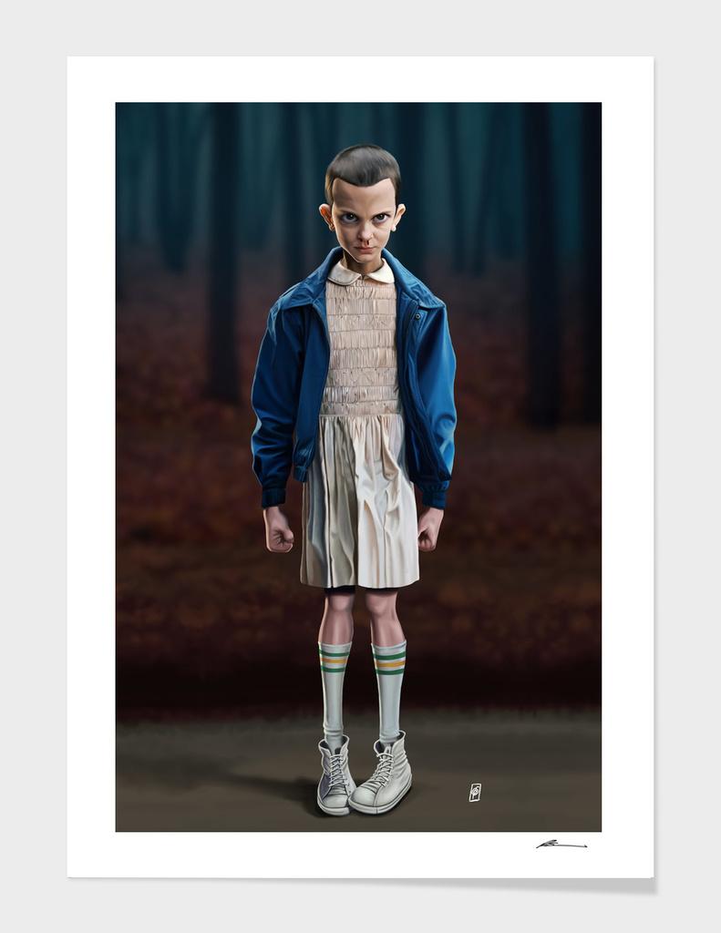 Eleven (full) main illustration