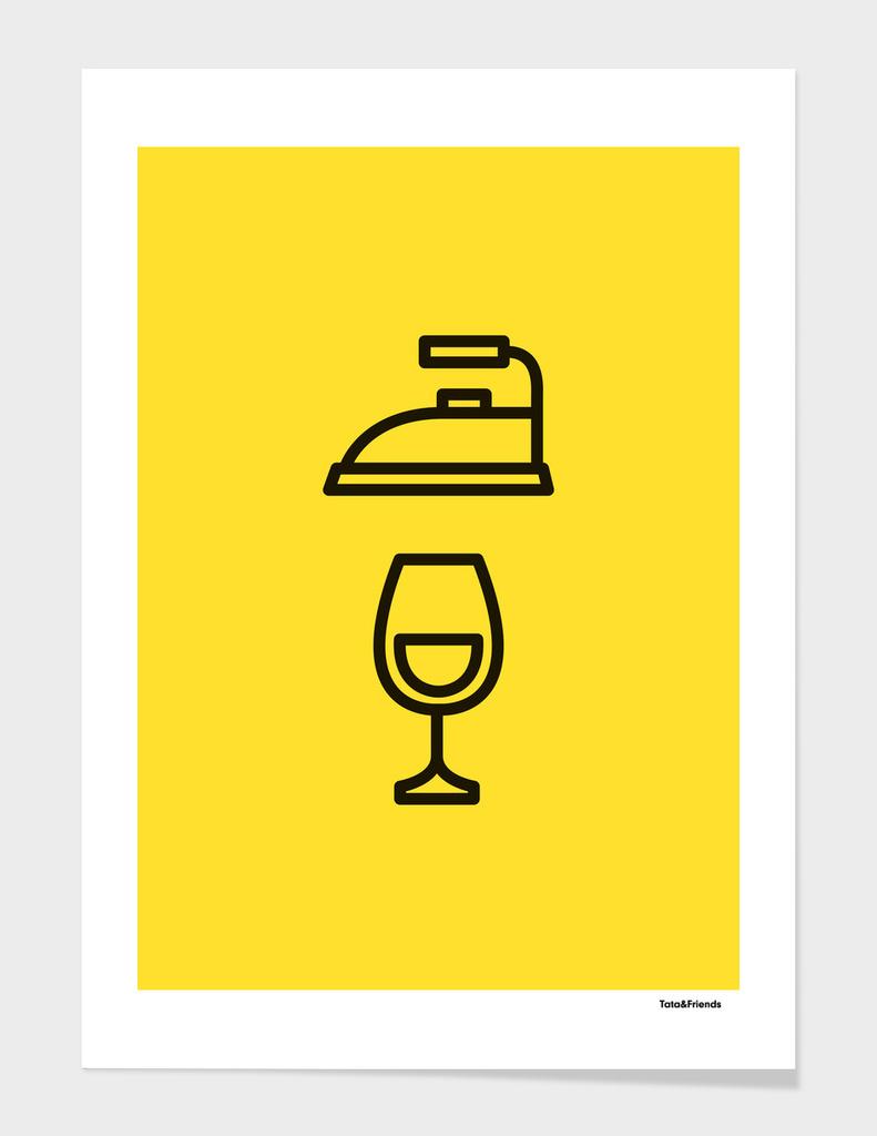 Iron and Wine main illustration