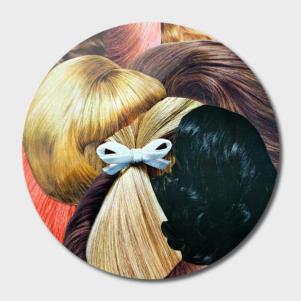 Hair main illustration