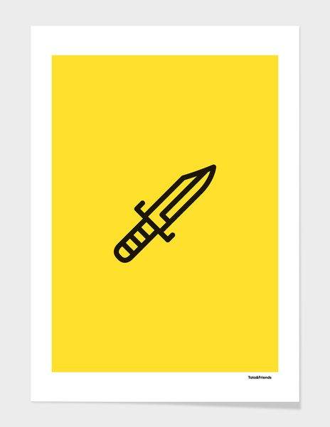 The Knife main illustration